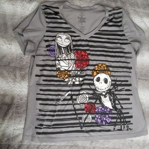 Torrid Disney Nightmare before Christmas shirt